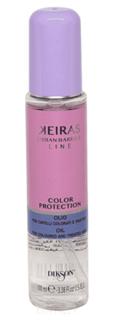 Масло-термозащита для окрашенных волос Dikson Keiras Urban Barrier Color Protection 100 мл