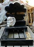 Скульптуры ангелов для памятников. Ангелочек из мрамора №16, фото 8