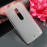 Чохол накладка для Motorola Moto X Play XT1562 білий