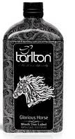 """Чай черный Тарлтон """"Славный Конь"""" 150 гр Ж/Б"""