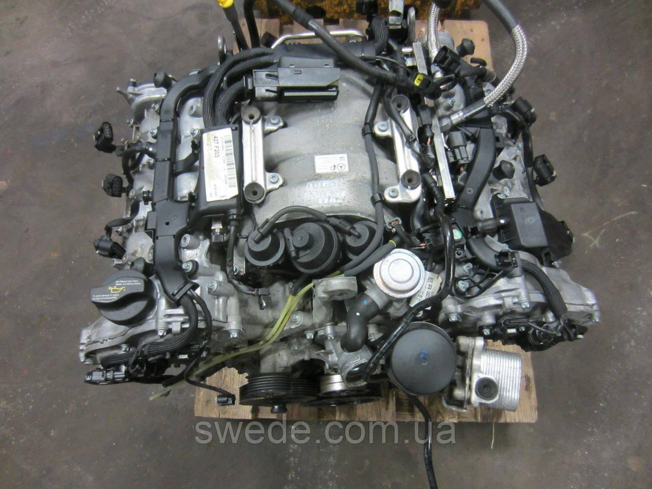 Двигатель Mercedes 3.5 2008 M272