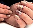 Декор для ногтей, хлопья юкки, конфетти 02, фото 3