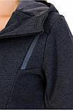 Спортивна кофта жіноча Freever сіра, фото 3