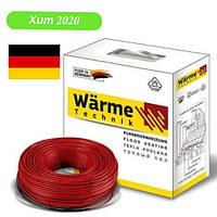 Теплый пол электрически 2,0 м2 Warme (Германия) Нагревательный кабель под плитку..