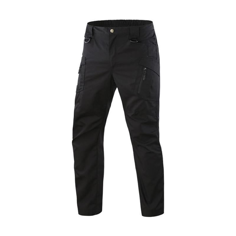 Тактические штаны Lesko X9 B259 Black M мужские брюки