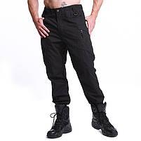 Тактические штаны Lesko X9 B259 Black M мужские брюки, фото 2