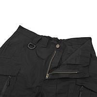 Тактические штаны Lesko X9 B259 Black M мужские брюки, фото 3