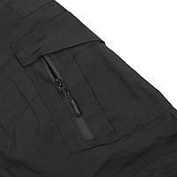 Тактические штаны Lesko X9 B259 Black M мужские брюки, фото 5