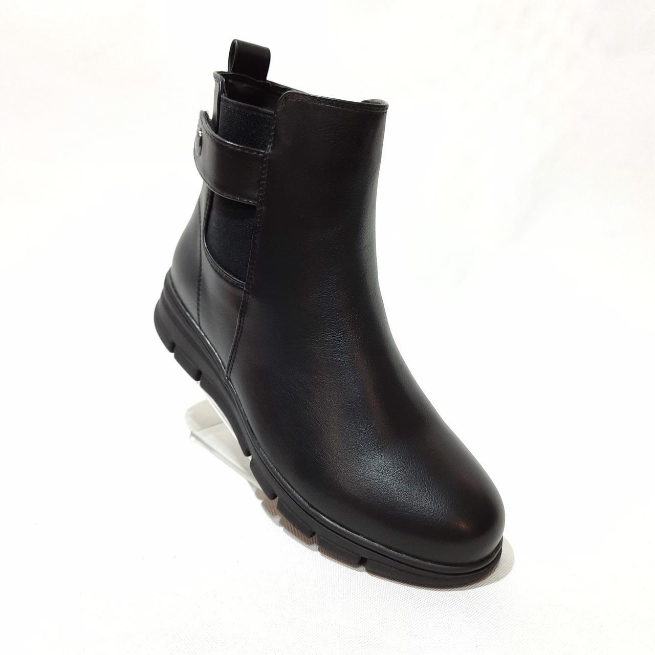 42 р. Жіночі весняні черевики з еко-шкіри Остання пара