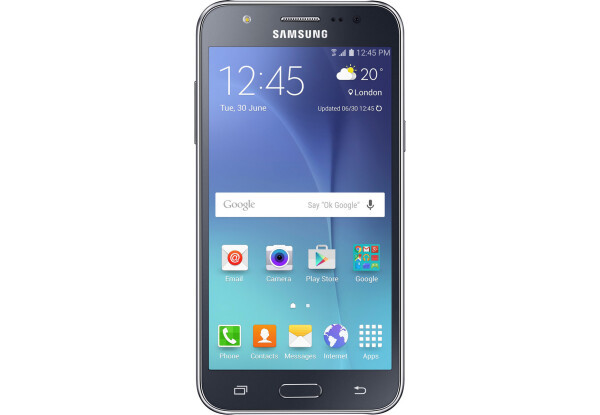 Смартфон Samsung Galaxy J7 J700H Black Stock A-