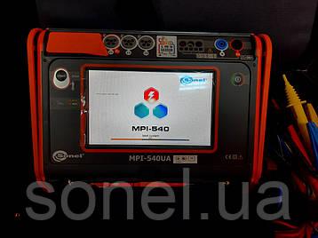Багатофункціональний вимірювальний прилад MPI-540UA