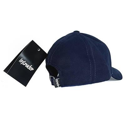 Кепка Intruder мужская   женская синяя брендовая small logo + Фирменный подарок, фото 2