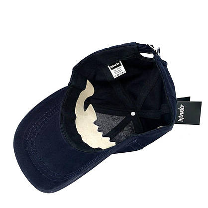 Кепка Intruder мужская   женская синяя брендовая small logo + Фирменный подарок, фото 3
