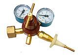 Редуктор гелиевый БГО-50ДМ с нажимным клапаном для надувания шаров, фото 2