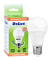 Лампа Светодиодная 12Вт E27 4000K BL 60 DELUX