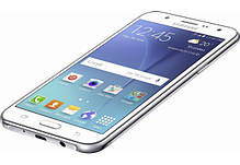 Смартфон Samsung Galaxy J7 J700H White Stock B, фото 2
