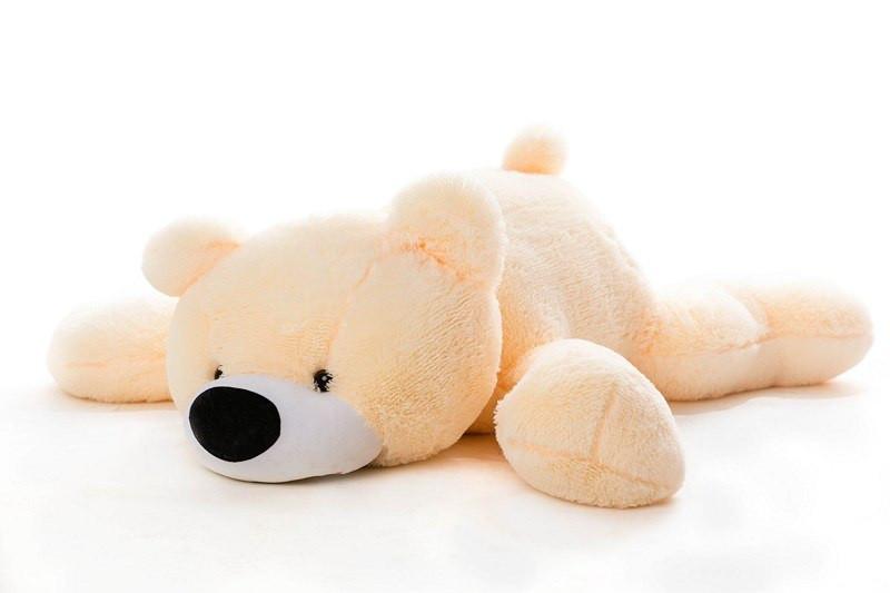 Мягкая игрушка  медведь Умка 100 см персиковый