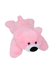Плюшевий Ведмедик Умка 55 см рожевий