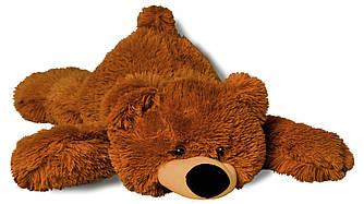 Плюшевий Ведмедик Умка 70 см коричневий