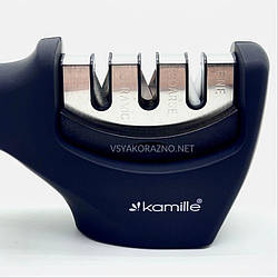 Точилка для ножей - ножеточка механическая Kamille