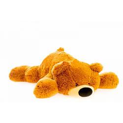 Велика м'яка іграшка ведмідь Умка 180 см медовий