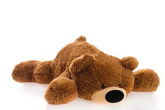 Велика м'яка іграшка ведмідь Умка 180 см коричневий