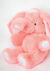 Мягкая игрушка Алина Слон 65 см розовый