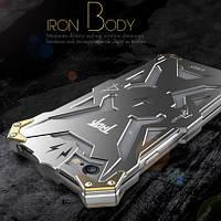 """SONY Z1 XPERIA C6902/6903 оригинальный металлический  алюминиевый чехол  бампер для телефона """" THOR """""""