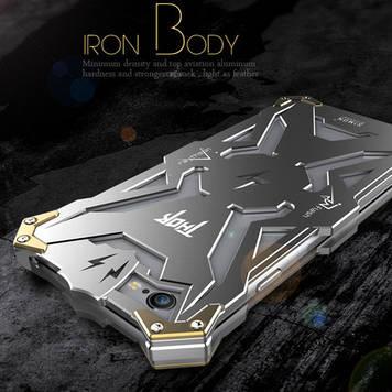 """SONY D6502 Z2 XPERIA оригинальный металлический  алюминиевый чехол  бампер для телефона """" THOR """""""