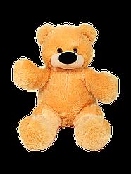 М'яка іграшка ведмідь Бублик 77 см медовий