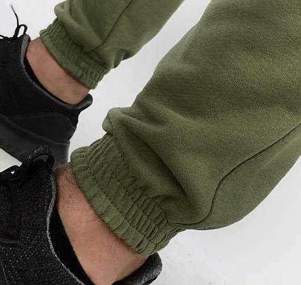 Костюм мужской спортивный Cosmo Intruder хаки Кофта толстовка + штаны + Подарок 1, фото 2