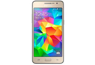 Смартфон Samsung Galaxy Grand Prime G531H Gold Stock B, фото 2