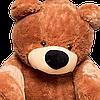 Большой медведь Алина Бублик 180 см коричневый, фото 2