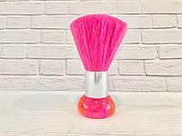 Сметка парикмахерская розовая ручка