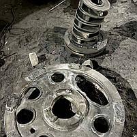 Литье черных металлов по чертежам заказчика, фото 3