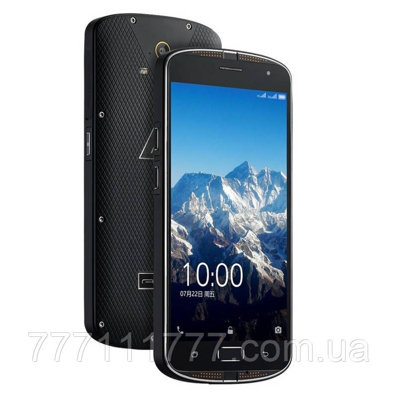 Смартфон защищенный черный с большим дисплеем и мощной батареей на 2 симки AGM X1 Black (white box) 4/64GB NFC