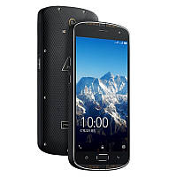 Смартфон защищенный черный с большим дисплеем и мощной батареей на 2 симки AGM X1 Black (white box) 4/64GB NFC, фото 1