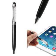 Емкостной стилус-ручка с бриллиантами