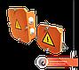Клемна коробка вогнестійка ККВ-150х150х65-6х10-4х25, фото 3