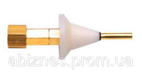 Клапан нажимной для надувания шаров гелием