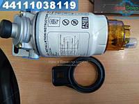 Фильтр топл. с осн. (сепаратор) PreLine 270 КАМАЗ ЕВРО-2 (б/обогр.) (RIDER) RD270P ВЕЛОТОП