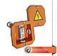 Клемна коробка вогнестійка ККВ-150х200х85-10х16-8х40, фото 2