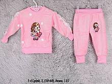 Детский спортивный костюм 1-4 I.pink