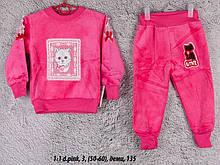 Детский спортивный костюм 1-1 d.pink