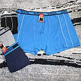 5912 Боксёрки мужские Норма (уп.12 шт), фото 6