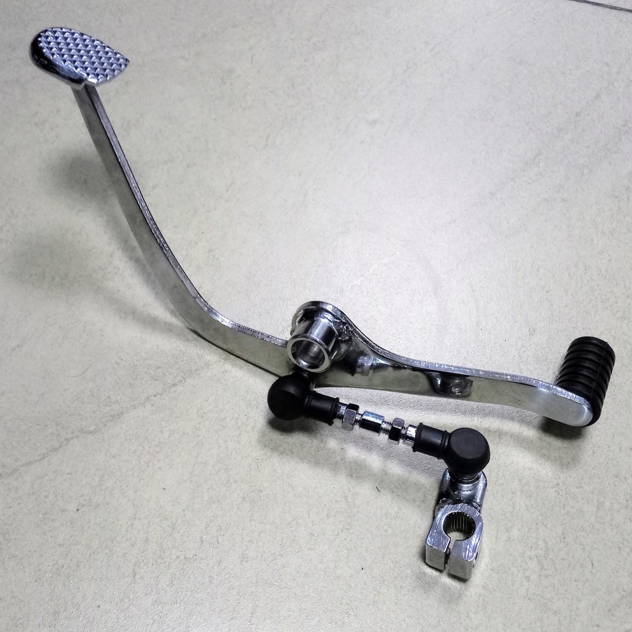 JS150-3 Педаль переключения передач КПП, Jianshe - CF0-019000-0