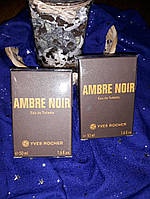 Туалетная вода ambre noir ив роше 50 мл ,марка Ив Роше Yves Roche AMBRE NOIR