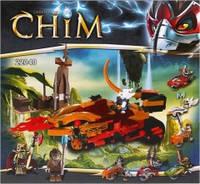 "Детский конструктор Chima ""Мотоцикл Чима"""