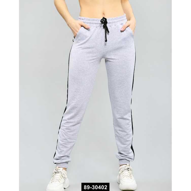 Женские спортивные штаны, L-XL международный размер, 89-30402