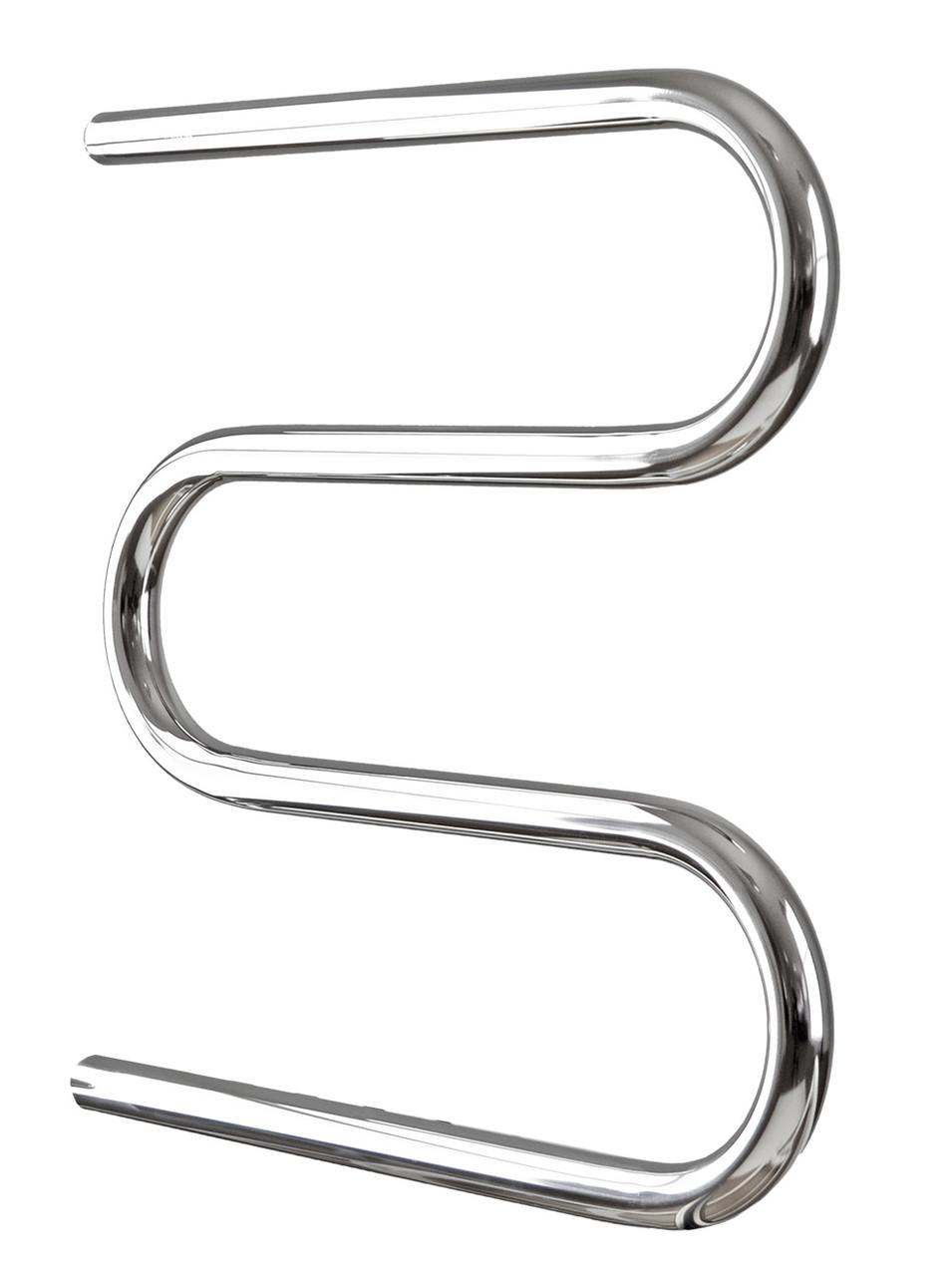 Водяной полотенцесушитель Змейка ⌀30 530x500/500